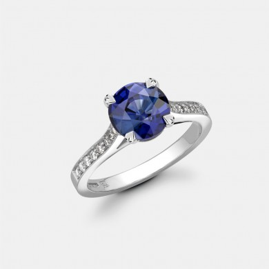 The White Gold, Sapphire...